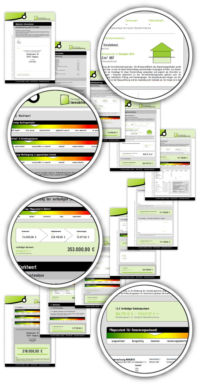 Vorlagen, Checklisten und Formulare für Sachverständige