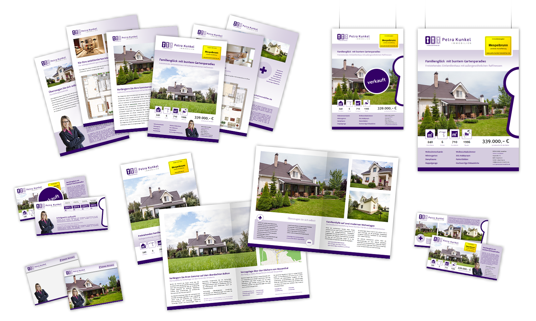 Immobilienmarketing Maklermedien